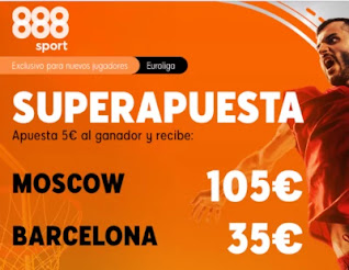 888sport superapuesta Khimki vs Barcelona 12 enero 2021