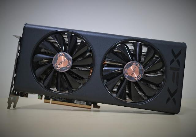 AMD Radeon RX 5600 XT XFX THICC II PRO