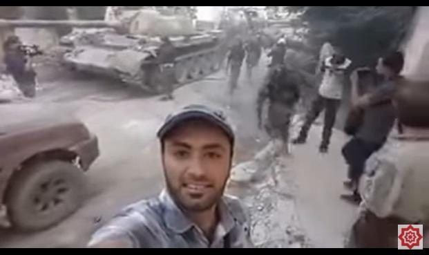 Video: Jaisyul Fath Rebut Markas Militer Milisi Syiah di Selatan Aleppo