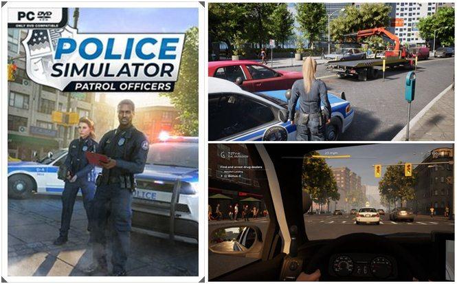 تحميل لعبة محاكي الشرطة Police Simulator Patrol Officers