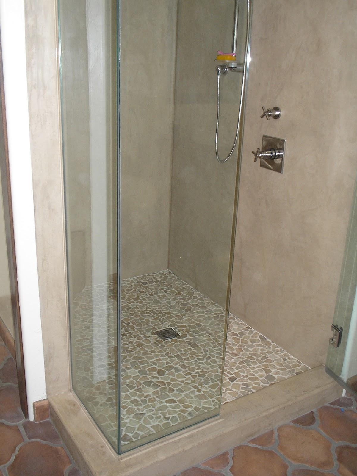 Everything Stucco  Shower Finish
