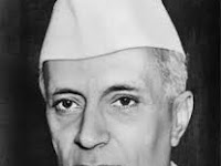 Pandit Jawaharlal Nehru first prime minister of India