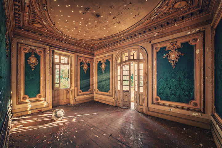 Abandoned places photography by Matthias Haker