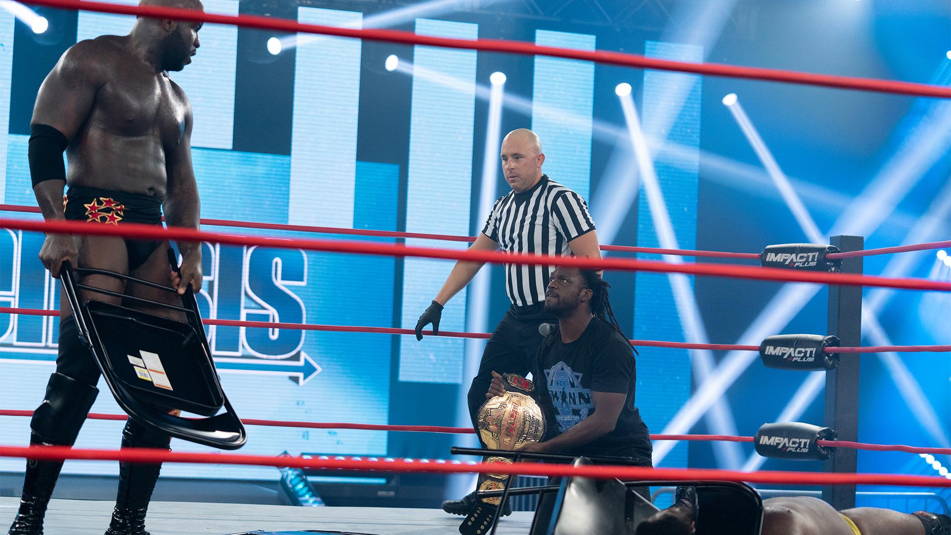 TNA World Heavyweight Championship perto de ser extinto novamente