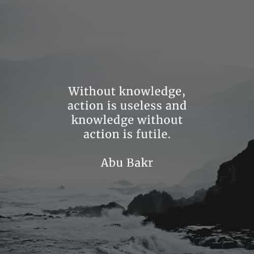 Knowledge quotes that'll make you realize its true power