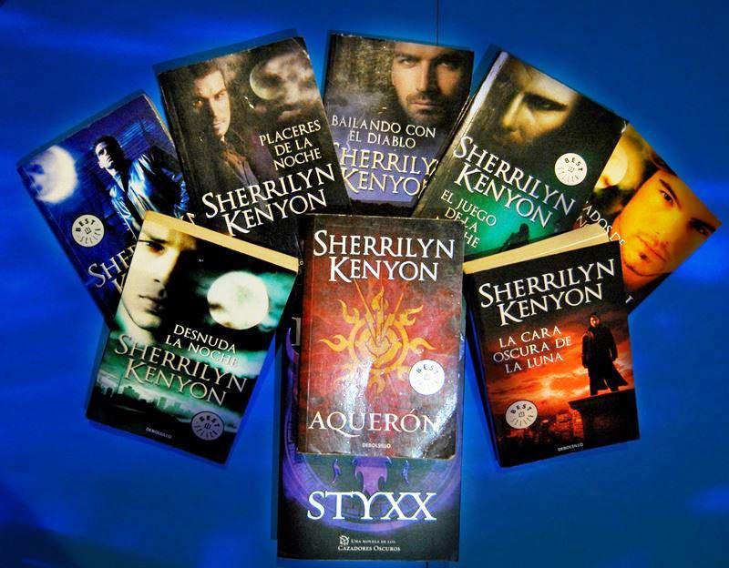 Cazadores Oscuros – Sherrilyn Kenyon