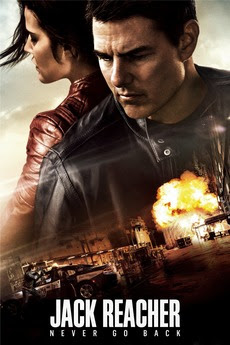 Jack Reacher Never Go Back 2016 Eng 720p HDRip 900mb ESub