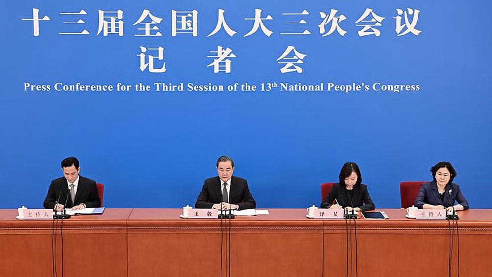 La advertencia de China: EEUU está llevando las relaciones al borde de una guerra fría