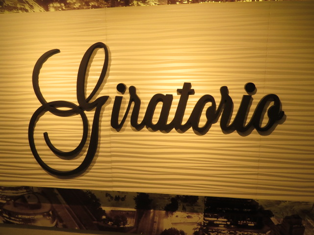 Restaurante Giratório Santiago Chile