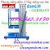 Thang nâng điện 125kg nâng cao 8 mét GAMLIFT GTWY8-100