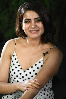 Samantha Rangasthalam Movie Interview Stills 10