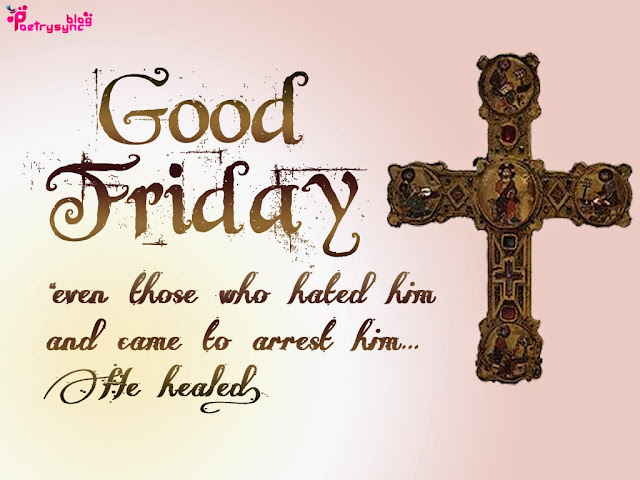Quotes of Easter And Good Friday