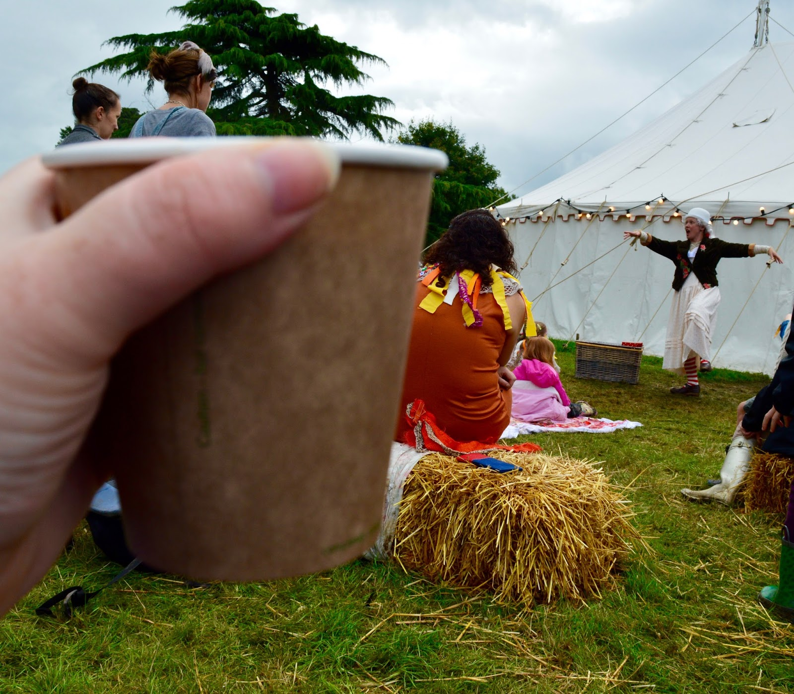 33 Reasons we LOVED the Just So Festival 2016 - coffee from Little Espresso Co