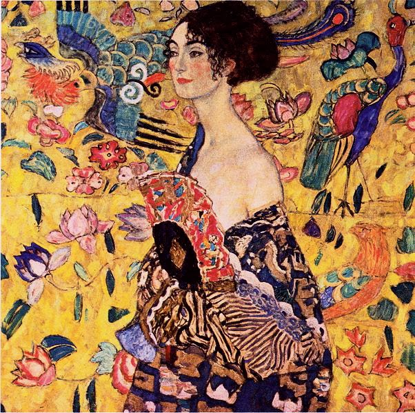 Gustav Klimt biografia