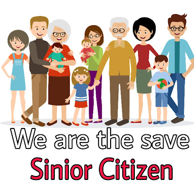 we are the save sinior sitizen