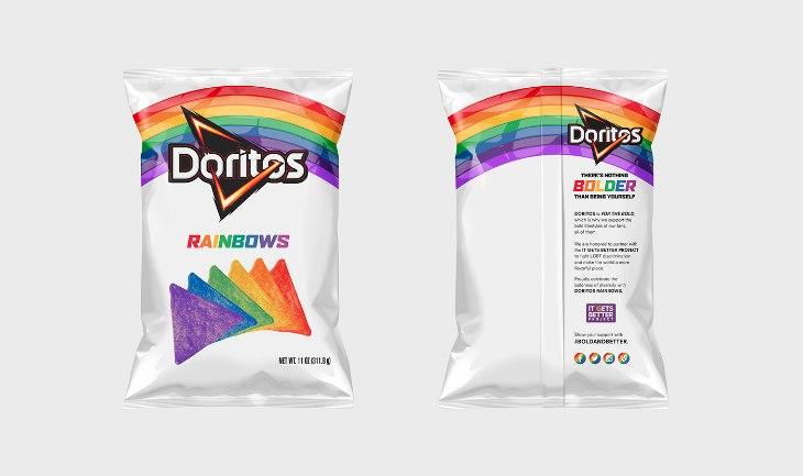 Adhemas Batista - Graphic Design - Doritos
