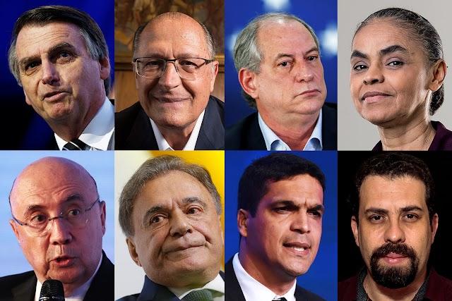 Chapa indefinida e facadas. O que esperar da corrida eleitoral em 2018
