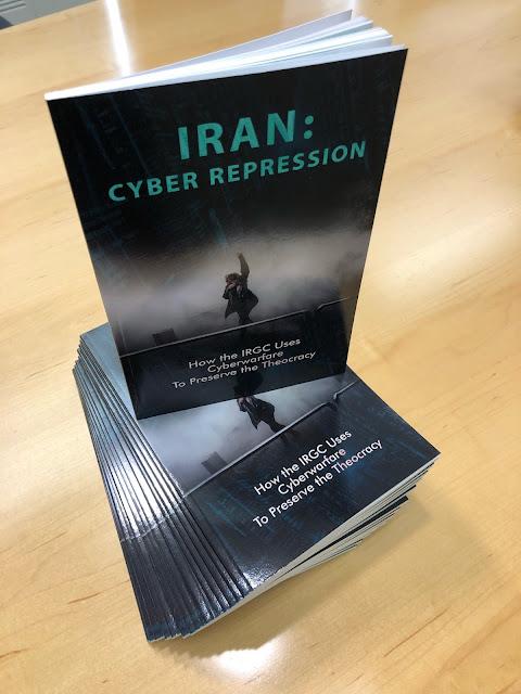 کتاب ایران: سرکوب سایبری