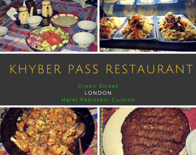 khyber pass restaurant green street halal food london 2