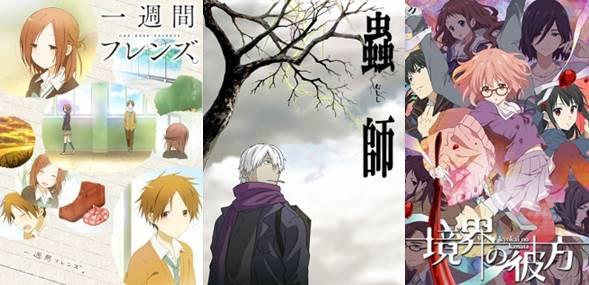 anime genre slice of life terbaik yang bagus dan keren