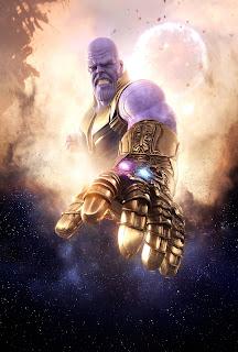 Avengers Infinity War Thanos Mobile HD Wallpaper