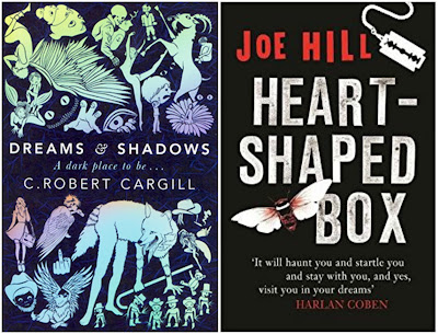 Whoopidooings: Books read and reading: Dreams & Shadows C.Robert Cargill - Heart Shaped Box Joe Hill