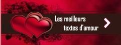 Textes d-amour