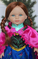 fits AmericanGirl doll clothes