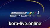 مشاهدة قناة السعودية الرياضية 3 KSA sport HD بث مباشر