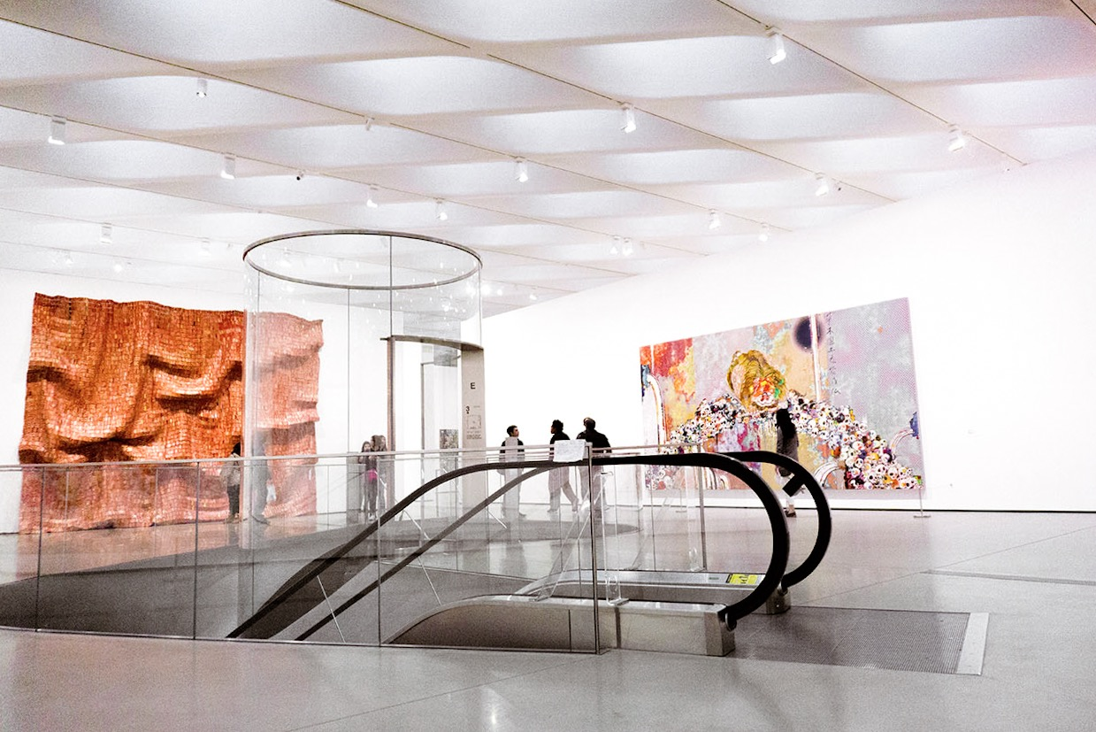 the broad los angeles - lunches and dates