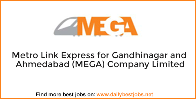 Gujarat Metro Rail Project Recruitment 2017-2018