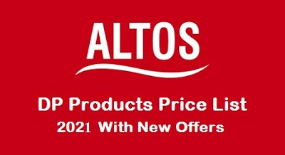 New Altos Network DP Products Price List 2021