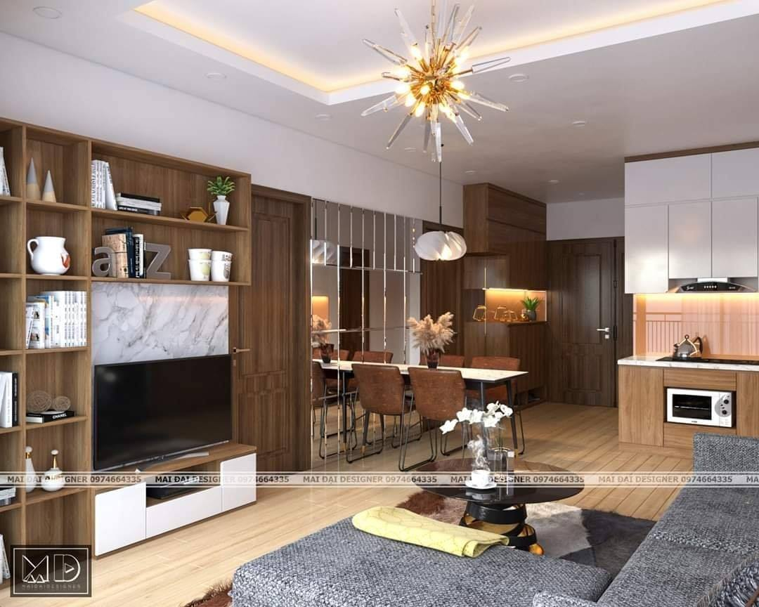 458 Apartment Free Sketchup Interior Scene