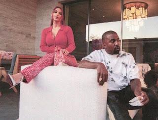 Kim Kardashian takes Kanye West's pastor to Wyoming fearing Kanye being dangerous to himself