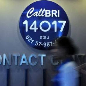 Mobile banking BRI, Produk BRI, Telepon BRI