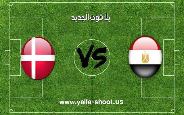 نتيجة مباراة مصر والدنمارك كرة اليد اليوم 21-1-2019 كأس العالم لليد