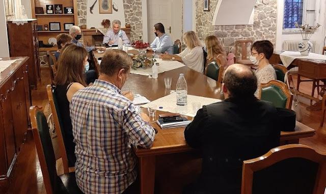 Συνεδρίασε η Επιτροπή του Δήμου Ερμιονίδας για τα 200 χρόνια από την Ελληνική Επανάσταση