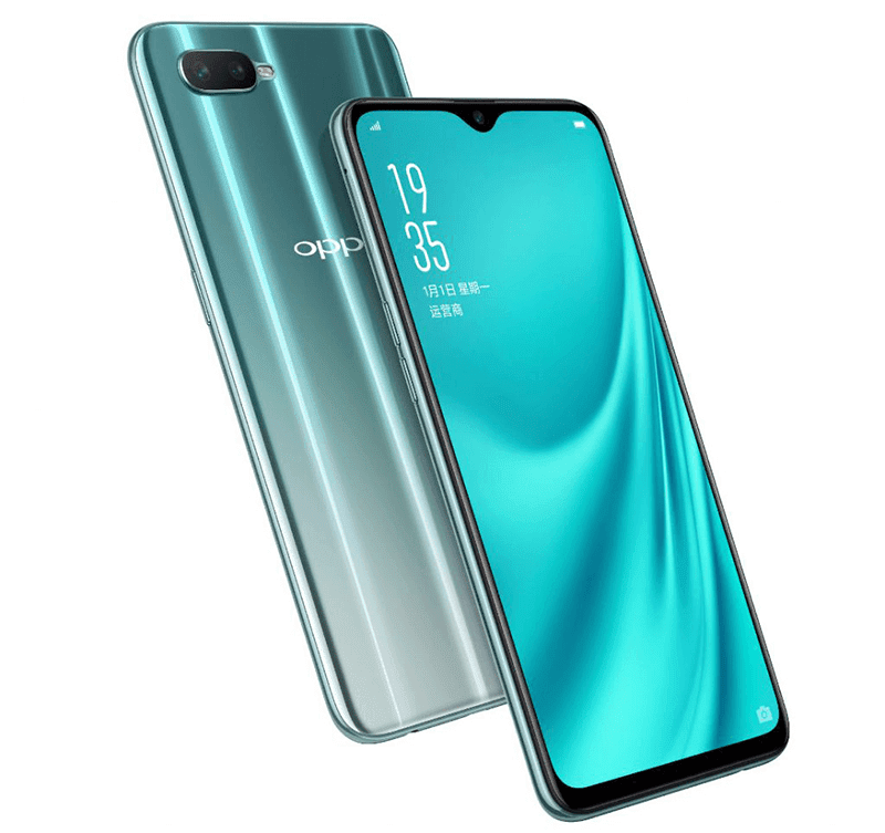 OPPO R15x with In-Display fingerprint scanner announced
