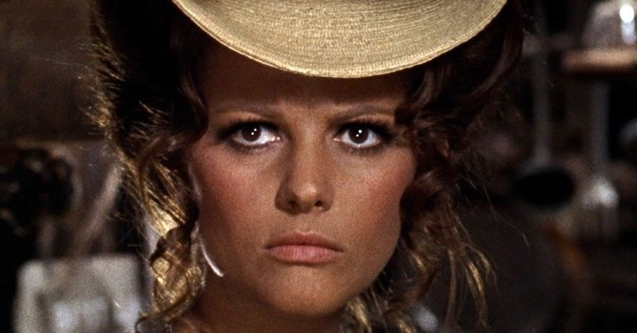 Christina Newland: Writing on film & Culture: BFI: In Defense of Claudia  Cardinale in Once Upon a Time in the West