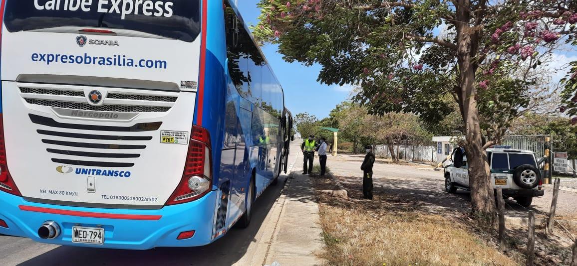 https://www.notasrosas.com/Policía Guajira publica balance de acciones realizadas durante el fin de semana