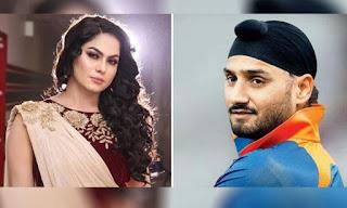 Nasty Twitter War Between Indian Cricketer Harbhajan Singh & Veena Malik