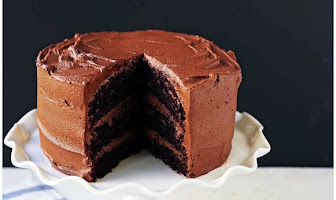 BEST CHOCOLATE CAKE EVER
