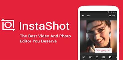 تحميل تطبيق InShot تحرير الفيديوهات والصور - m4cut