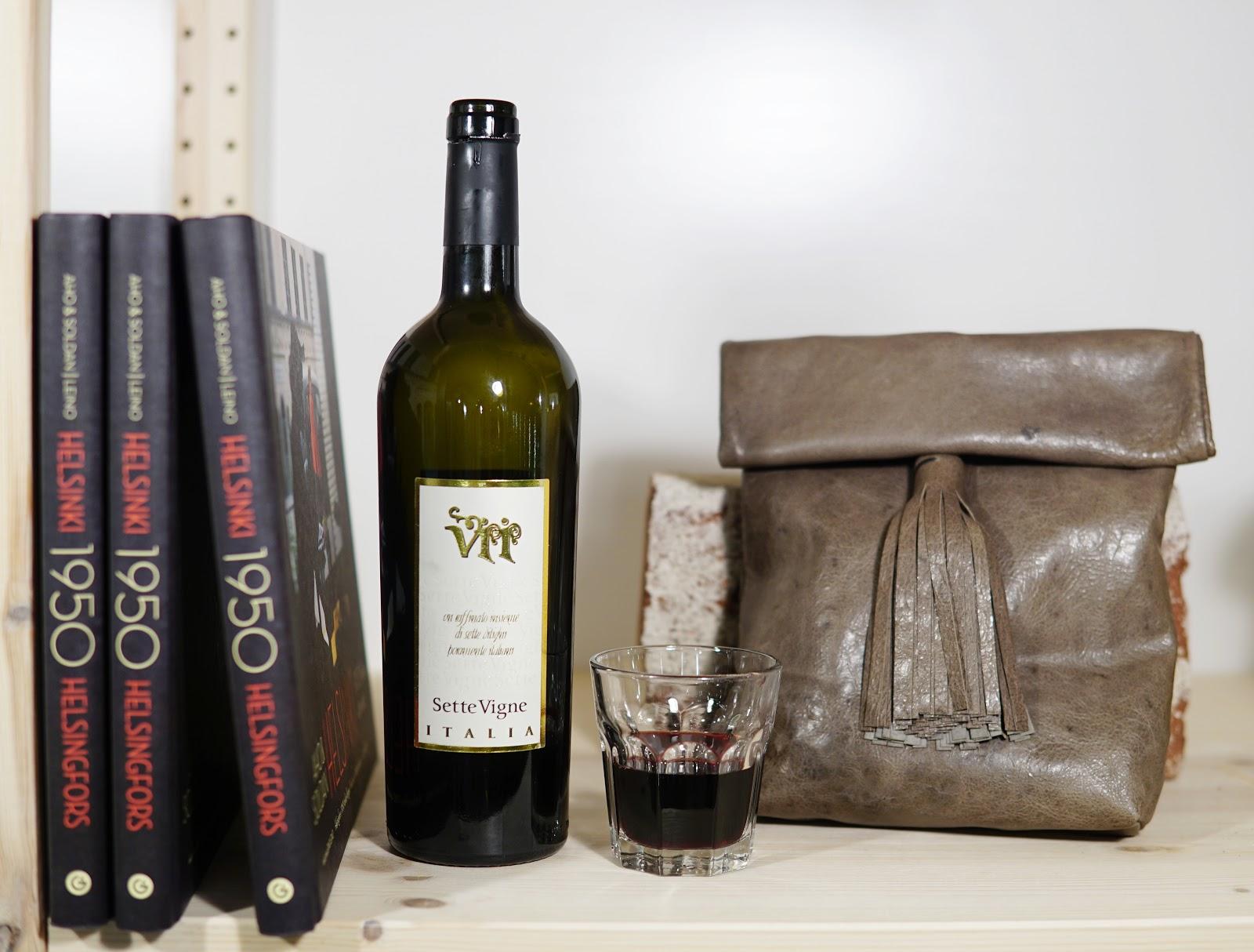 viinilinna, VTT_sette_vigne, punaviini
