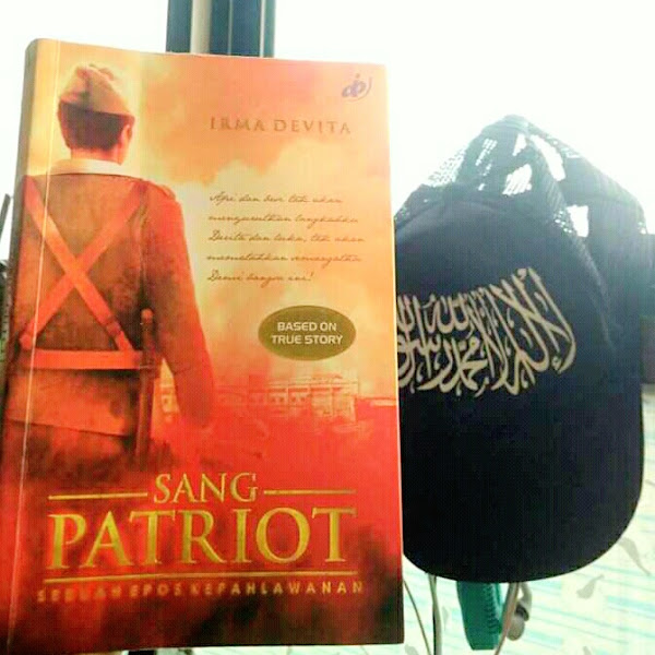 Review Novel: Sang Patriot (Sebuah Epos Kepahlawanan)