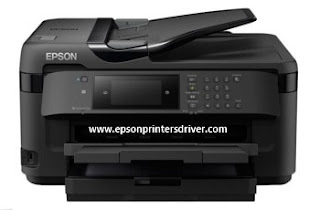 Epson WorkForce WF-7710DWF Driver