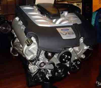 A Very Unique V8 Ford Automobiles� Engines