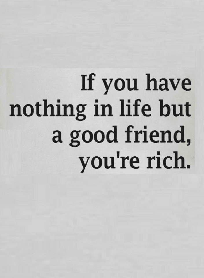 Good Friends Quotes,