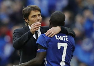 Madrid Moves To Sign Chelsea's Kante