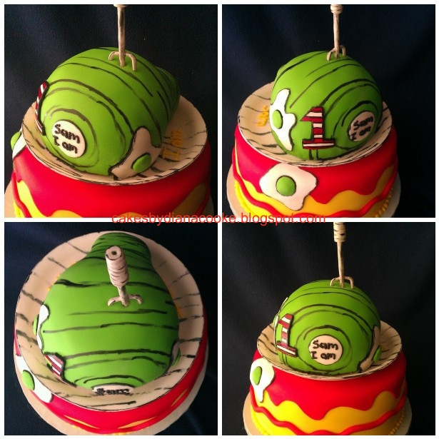 Cakes By Diana In Charlotte Nc Green Eggs And Ham